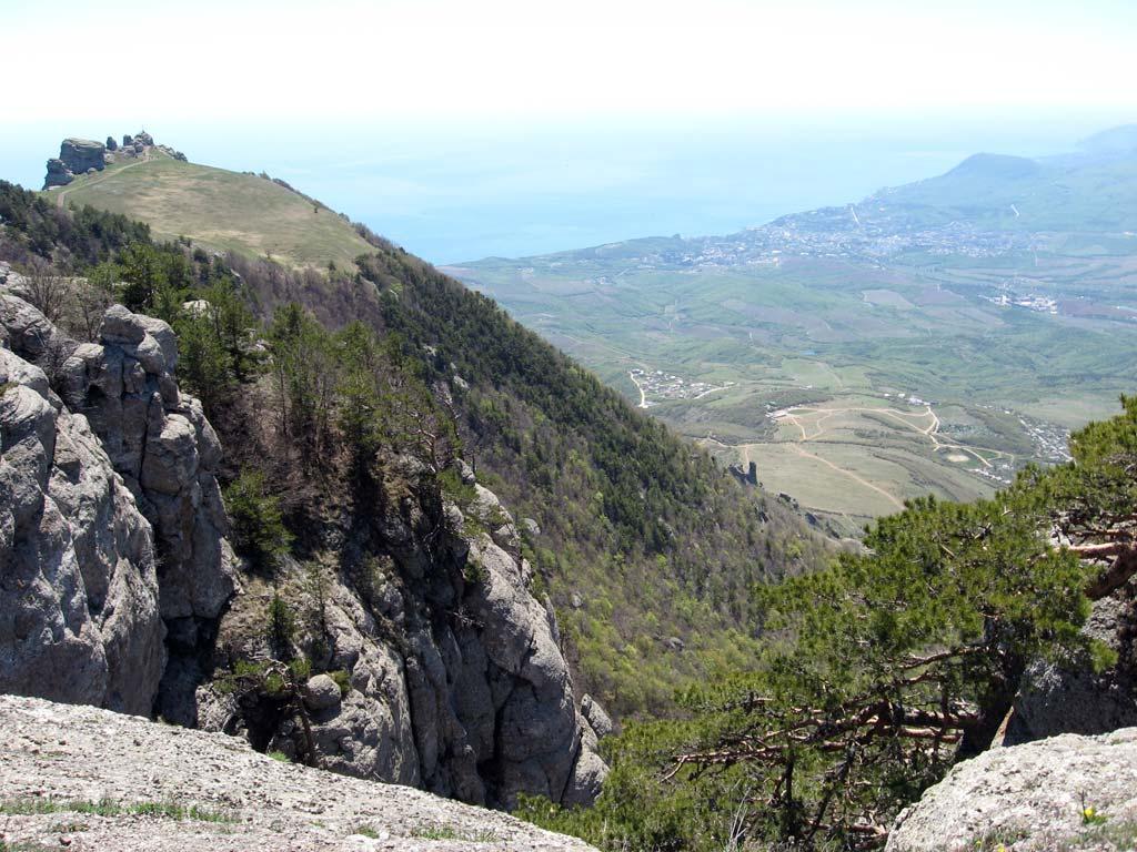 Долина приведений, Алушта