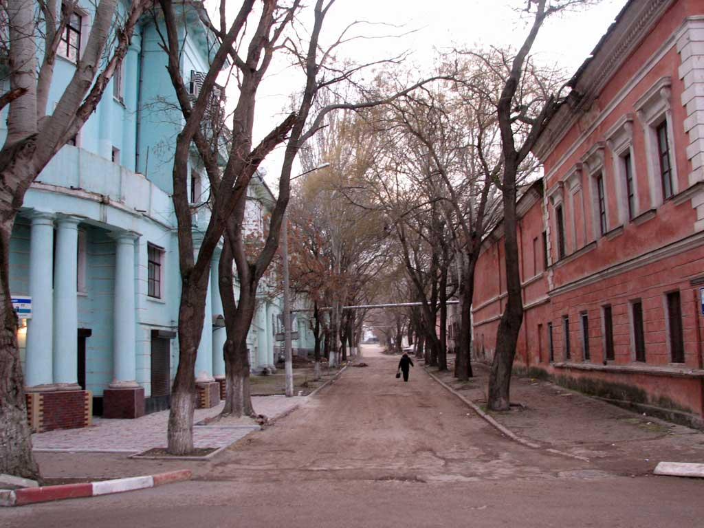 улица К. Богаевского (бывшая Дзержинского)