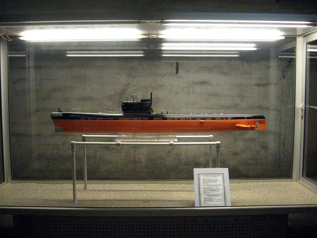 """Подводная лодка проекта 641 """"Foxtrot"""""""