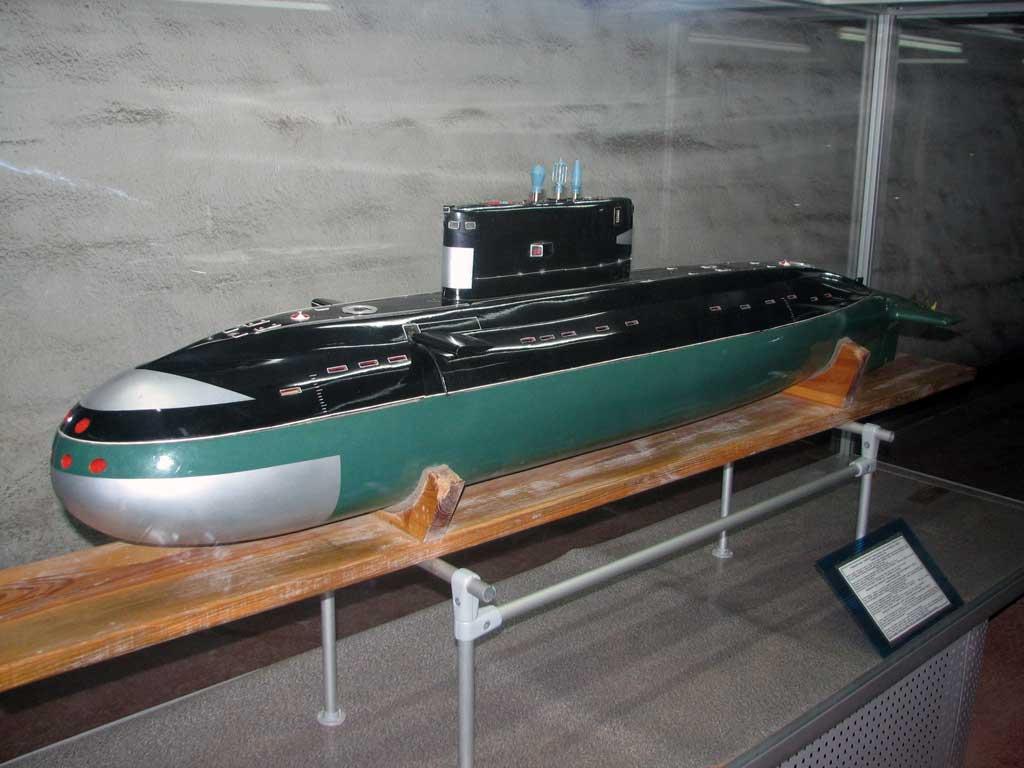 "Подводная лодка проекта 877 ""Варшавянка"""
