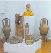 Выставка предметов древности