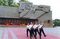 Мемориал в честь героической обороны Севасто¬поля 1941-1942 гг.