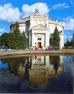 Панорама «Оборона Севастополя 1854-1855 гг.»