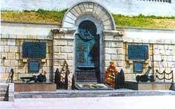 памятный знак «Героям эскадры»