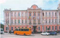 административный корпус АО «Черно-морнефтегаз»