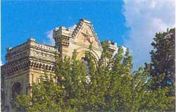 Бывшая караимская кенаса
