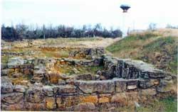 античное городище «Чайка»
