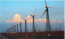 Мирновская ветроэлектростанция (ВЭС)