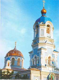 православный храм св. пророка Илии