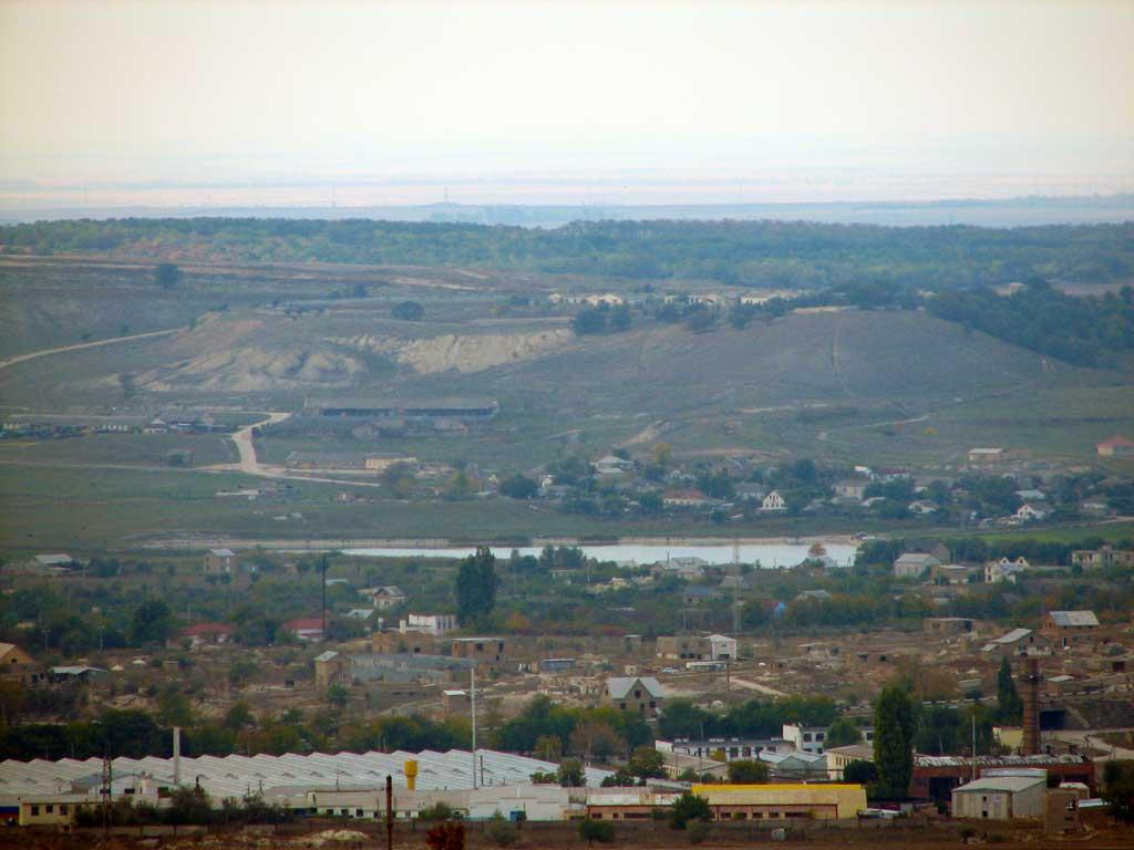 село Молочное
