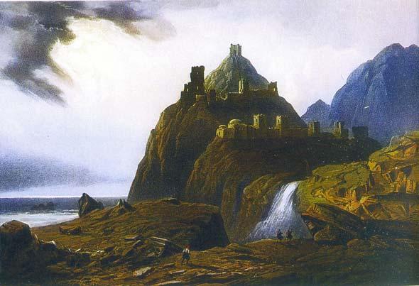 средневековый Судак