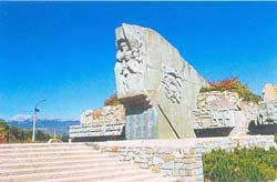 Памятник крымским партизанам