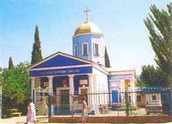 Церковь Покрова Пресвятой Богородицы в Судаке
