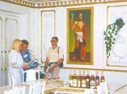 Музей виноделия госпредприятия «Судак» НПАО «Массандра»