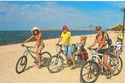 Для любителей велосипедных прогулок