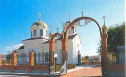 Храм св. кн. Владимира в с. Чистополье